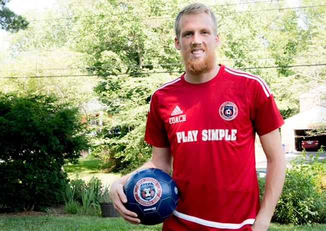 DC United Goalkeeper joins TOCA